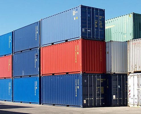 Shipping Container Manufacturing in Chennai
