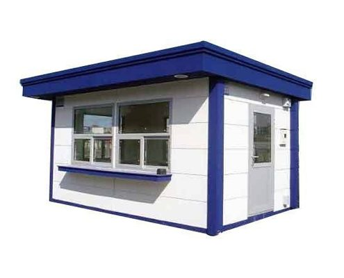 Security Cabin Manufacturing in Chennai