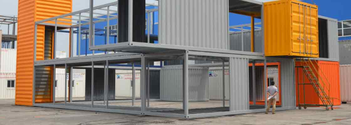Container Site Office Manufacturers | Best Price for Container Site Office in Chennai
